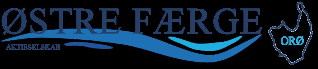orø færge logo